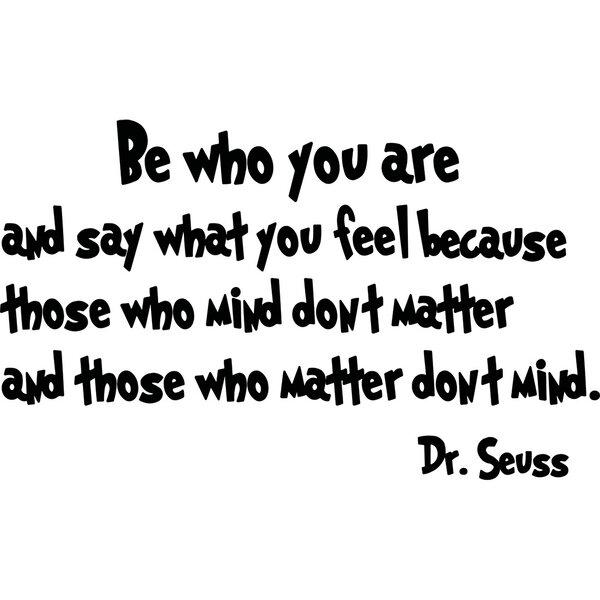 Dr Seuss Quotes | Wayfair