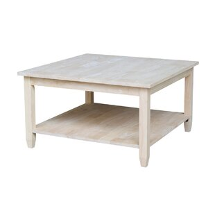 Cosgrave Square Coffee Table by Beachcrest Home