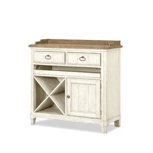 Millbrook Console Floor Wine Cabinet by Panama Jack Home