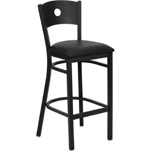 Lomonaco 31 Bar Stool Winston Porter