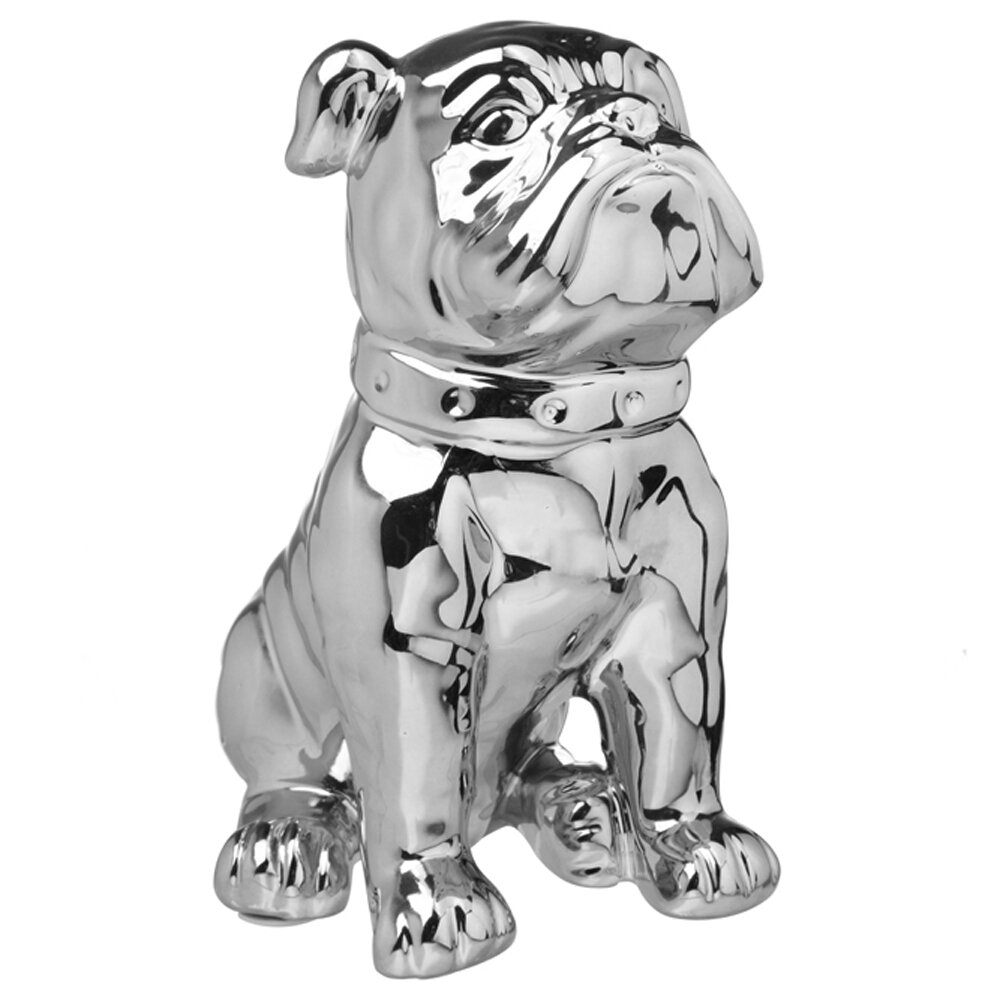 Dog Figurines Sculptures Decorative Objects You Ll Love In 2021 Wayfair