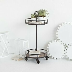Decidua Bar Cart by Inspired D?cor and..