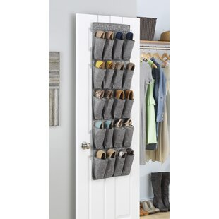 Check Prices Whitmor 20-Pocket 10 Pair Overdoor Shoe Organizer By Whitmor, Inc