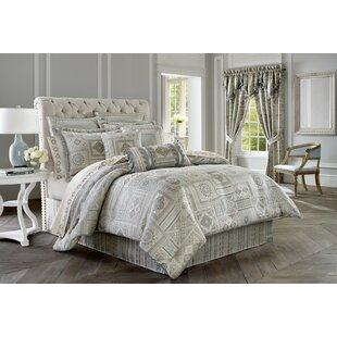 Marissa 4 Piece Comforter Set