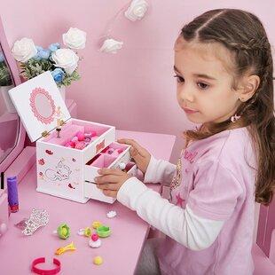 Comparison Ballerina Music Jewelry Box ByHarriet Bee