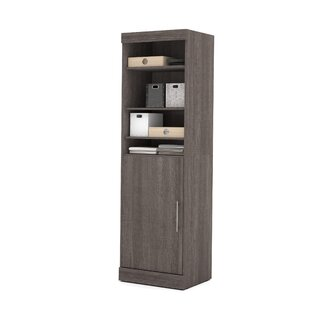Best Reviews Baring 25W Closet System By Rebrilliant