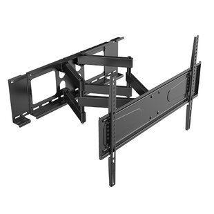 Manual Cantilever Double Stud Tilt Wall Mount for 56 90 Flat Panel Screens