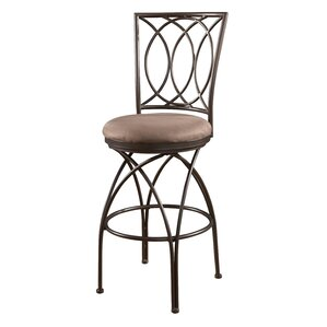 Big and Tall 30  Swivel Bar Stool  sc 1 st  Wayfair & Extra Tall Bar Stools 34 Inch Seat Height | Wayfair islam-shia.org
