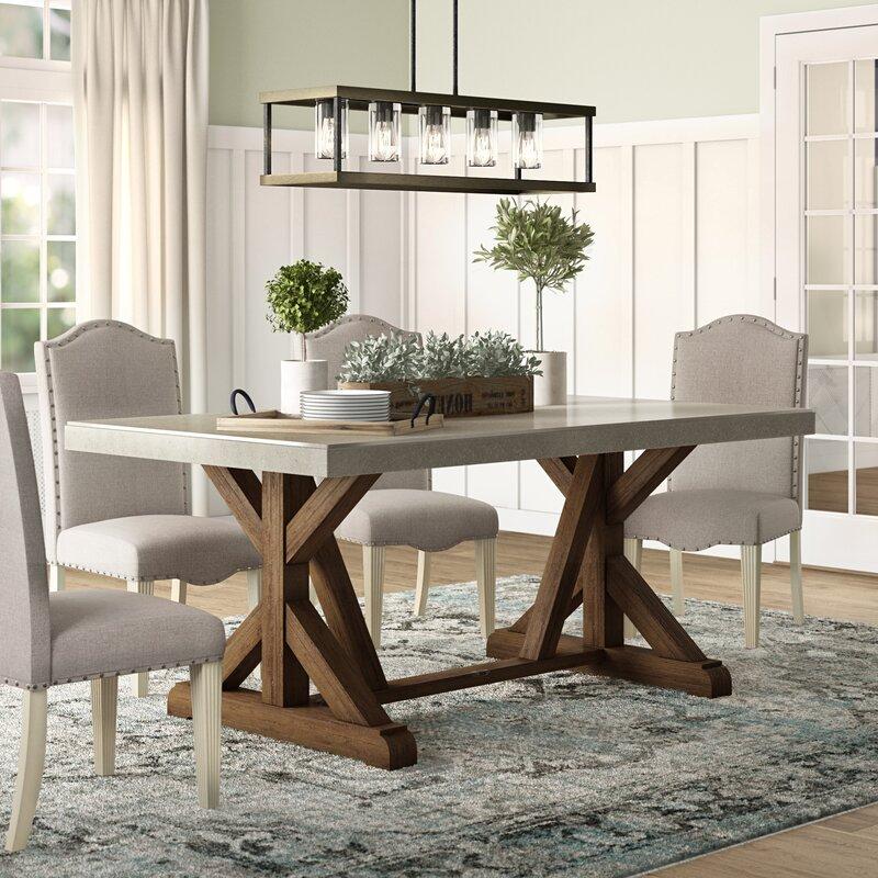 Beekman Dining Table Reviews Birch Lane