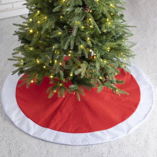 Velvet Christmas Tree Skirt Xmas Snowflake Blue Tree Skirt Plush Decorations Skirt Mat for Indoor Outdoor Xmas Holiday Decor T-REASURE 36Inch Christmas Tree Skirt
