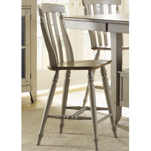 Cher Bar Stool (Set of 2) Rosalind Wheeler
