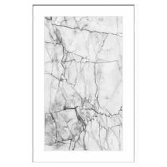 Curioos Line Tree 02 By Jordan Rogers Framed Graphic Art Wayfair
