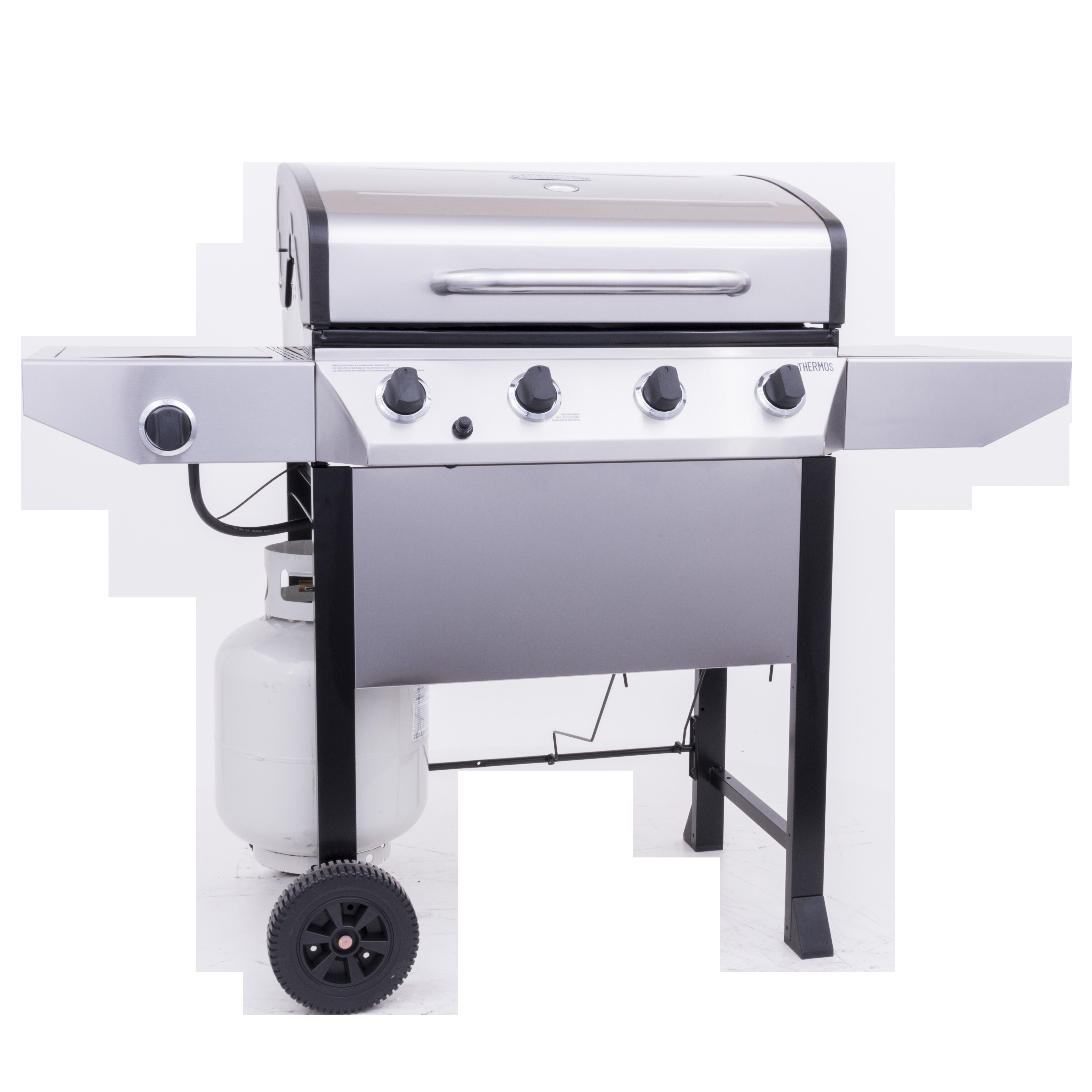 Thermos 4-Burner Propane Gas Grill & Reviews | Wayfair