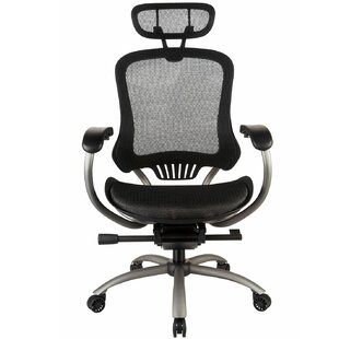 Bettye MeshTask Chair by Latitude Run