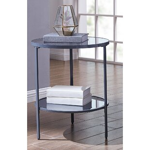 Haug Side Table by Wrought Studio