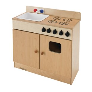 Sink and Stove Combo Kitchen Set by Childcraft