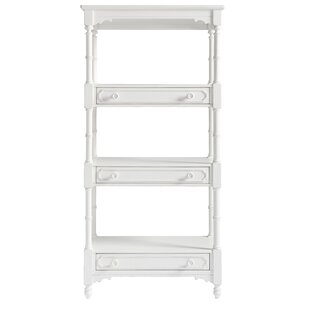 Tennille Etagere Bookcase by August Grove