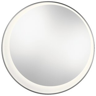 Searching for Scherer Lighted Bathroom/Vanity Mirror By Orren Ellis