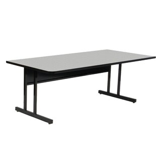 Price comparison Training Table with Modesty Panel ByCorrell, Inc.