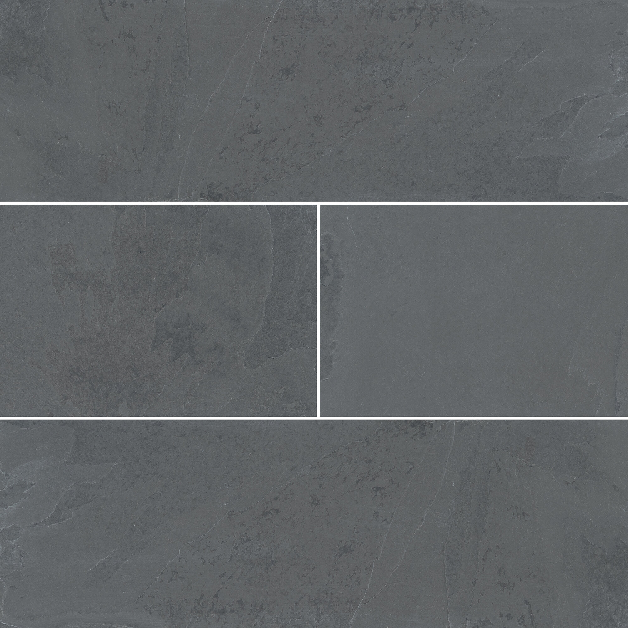 Msi Montauk 6 X 24 Slate Stone Look