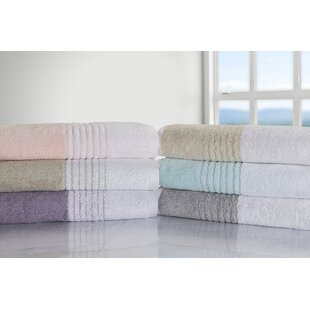 Rome 100% Cotton Bath Towel
