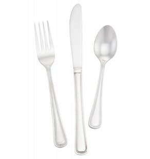 Ryans 40-Piece Flatware Set, Service For 8 by Charlton Home 2019 Online