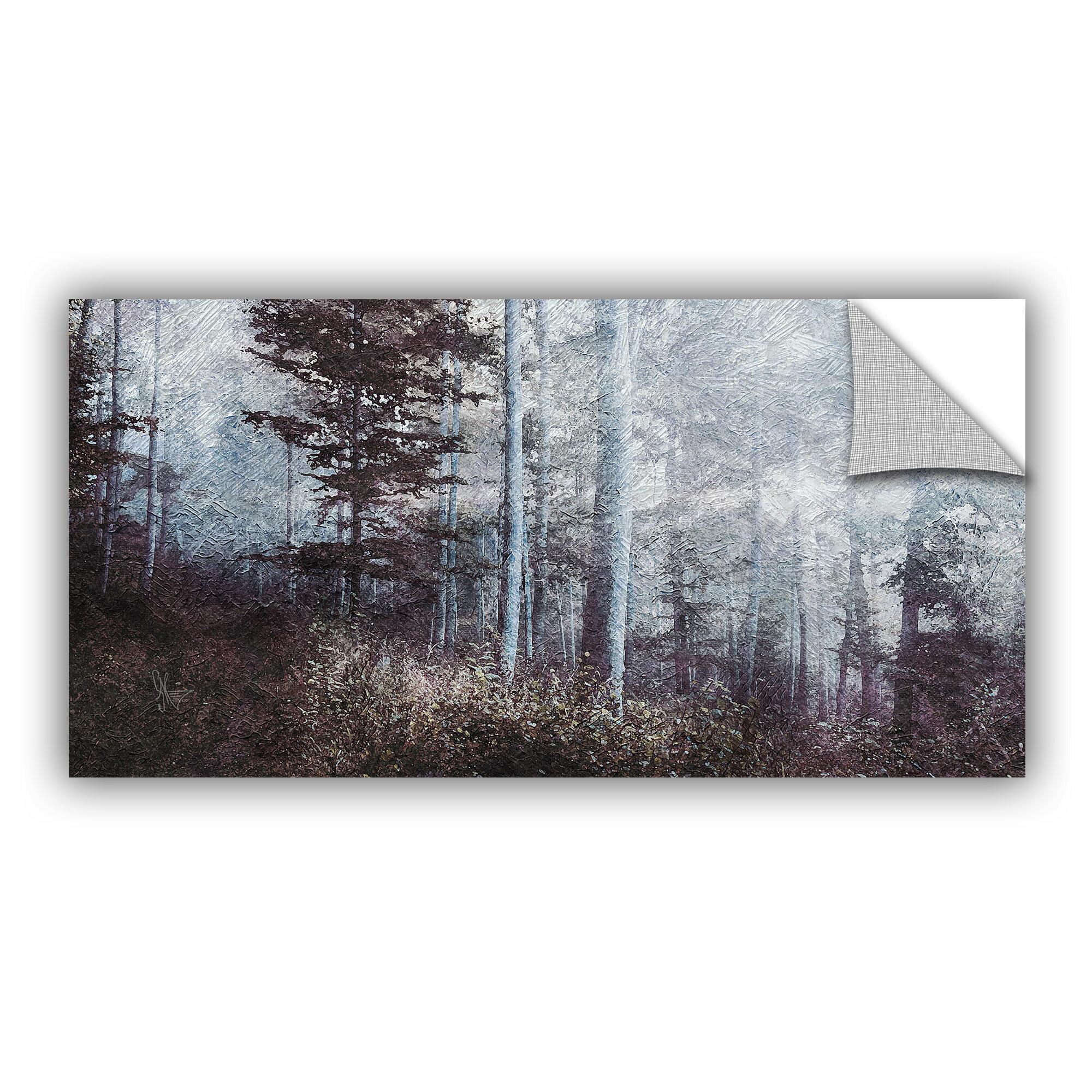 Winston Porter Norwegian Woodland Removable Wall Decal Wayfair