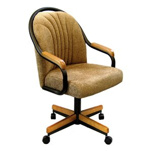 Barry Arm Chair by Caster Chair Company