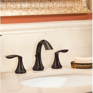 Quickview Moen Eva Widespread Bathroom Faucet