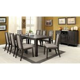 Kinsler Modern 7 Piece Solid Wood Dining Set by Wrought Studio™