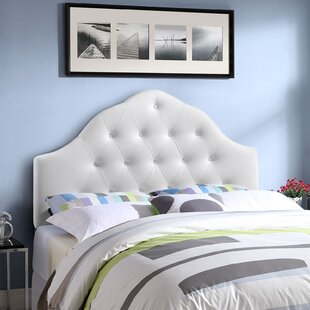 Great Price Joao Traditional Upholstered Panel Headboard by Willa Arlo Interiors