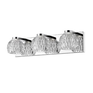 Coupon Mills 3-Light LED Vanity Light By Ebern Designs