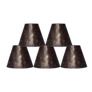 6 Mica Bell Lamp Shade (Set of 5)