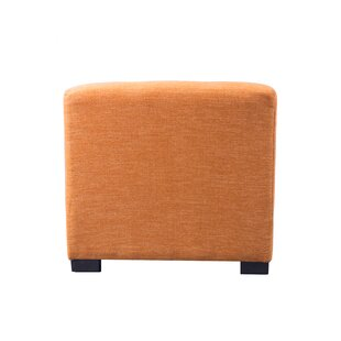 Looking for Harlee Cube Ottoman By Winston Porter