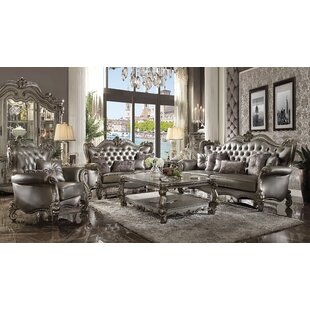 Shop For Welton Configurable Living Room Set by Astoria Grand Reviews (2019) & Buyer's Guide