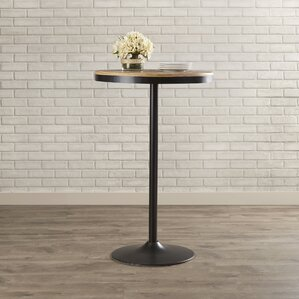 Yoshiko Adjustable Height Pub Table by Zipcode Design
