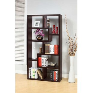 Duley Geometric Bookcase