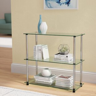 Affordable Beckett Etagere Bookcase by Ebern Designs