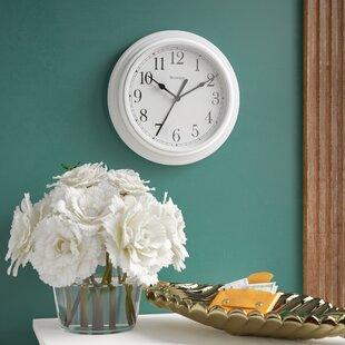 "Aric 9"" Wall Clock"