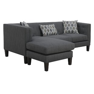 Eldon Sectional by Ivy Bronx Best #1