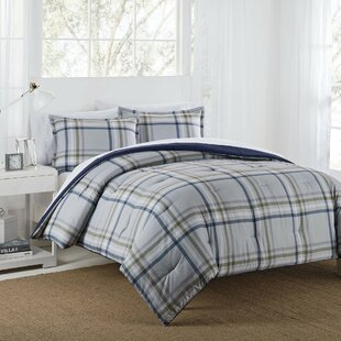 Connor Reversible Comforter Set