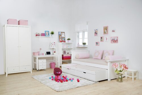 Pink Kids Bedroom Design Ideas Wayfair