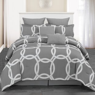 Redington 8 Piece Comforter Set