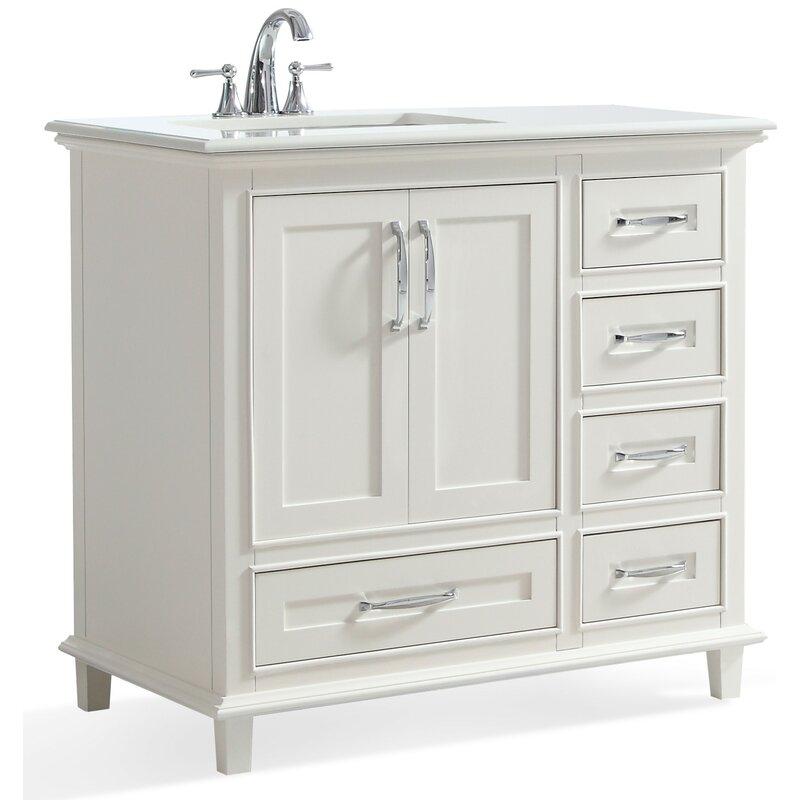 Ariana 37 Single Bathroom Vanity Set