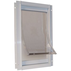 White Deluxe Pet Dooru2122