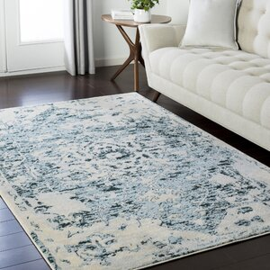 Asia Traditional Dark Green Area Rug