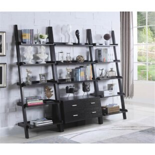 Thorson 3 Piece Ladder Bookcase Set by Ivy Bronx No Copoun