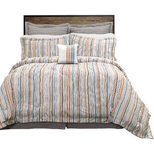 Novalee 6 Piece Comforter Set