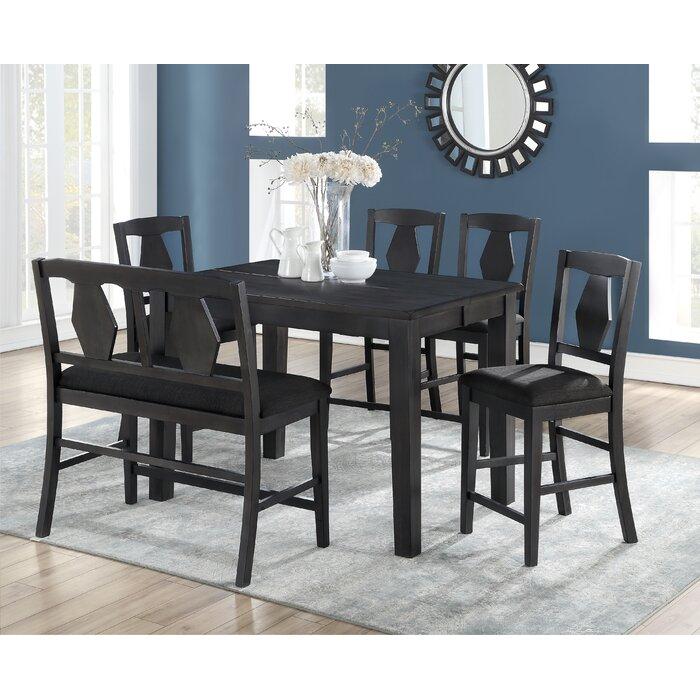 Charlton Home Munos  Dining Table Set   Item# 6884