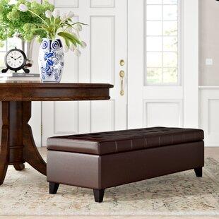 Hoagland Upholstered Storage Bench